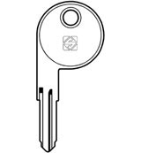 AR1  Key Blank