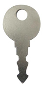 Hoppe Window Key