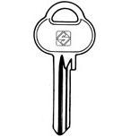 ASS1R Key Blank