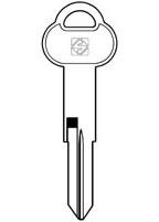 ASS54 Key Blank