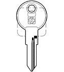BMB3 Key Blank