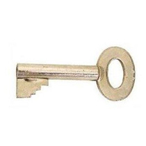 Fire Brigade FB14 Padlock Key