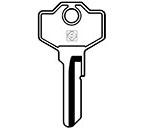 GS4 Key Blank