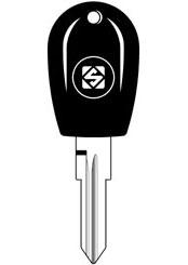 GT15RT2 Transponder Key Blank