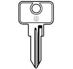 GT6R Key Blank