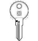 HF75R Key Blank