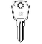 KI1 Key Blank