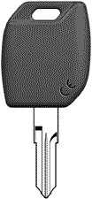 HU66MH Silca Audi-Volkswagen Key Blade