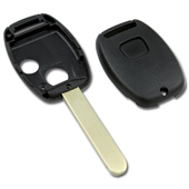 Silca HON66 Honda 2 Button Replacement Key Shell HON66RS3
