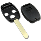 Silca HON66 Honda 3 Button Replacement Key Shell HON66RS5
