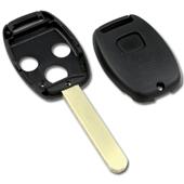 Silca HON66 Honda 3 Button Replacement Key Shell HON66RS5