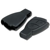 Silca MERCEDES Mercedes 3 Button Replacement Key Shell HURS5