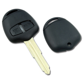 Silca MIT11 Mitsubishi 2 Button Replacement Key Shell MIT11RRS2