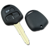 Silca MIT11 Mitsubishi 3 Button Replacement Key Shell MIT11RRS5