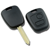 Silca SX9 Citroen Peugeot 2 Button Replacement Key Shell SX9RS2