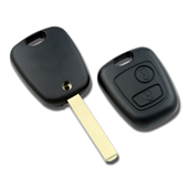 Silca VA2 Citroen Peugeot Toyota 2 Button Replacement Key Shell VA2RS2
