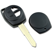 Silca HU87 Opel Vauxhall Subaru Suzuki 2 Button Replacement Key HU87RS2