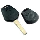Silca HU66 Porsche 3 Button Replacement Key Shell HU66RS8