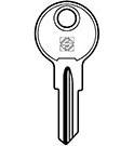 HN1 Key Blank