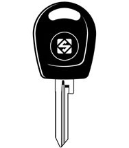 SK22RT1 Transponder Key Blank