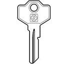 SM1 Key Blank