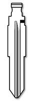 SZ11FH Blank Key Blade