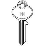 TY1 Key Blank