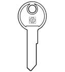 UNI29 Key Blank