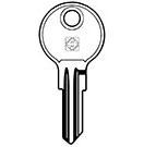 YA4 Key Blank