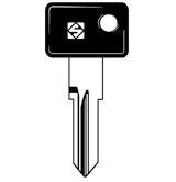 ZD10P Key Blank