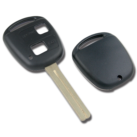 shell high car keys lexus remote quality blade with short button key for blank product