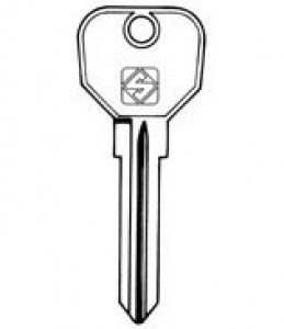 Uni19 Key Blank Union Car Keys Vehicle Keys Wwwkeytradercouk